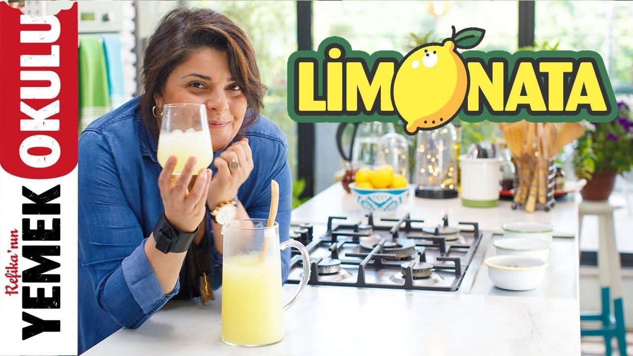 Ev Yapımı Limonata Tarifi   Hayat Size Limon Verirse, Siz de Onunla Limonata Yapın 🍋😉