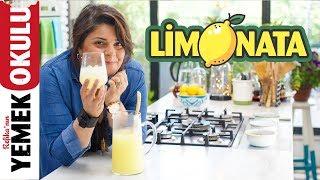 Ev Yapımı Limonata Tarifi | Hayat Size Limon Verirse, Siz de Onunla Limonata Yapın