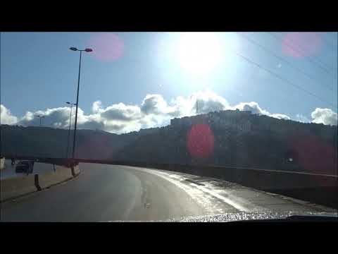 Driving: Lebanon Road Trip: From Beirut To Tarchich  (2017-01-15)