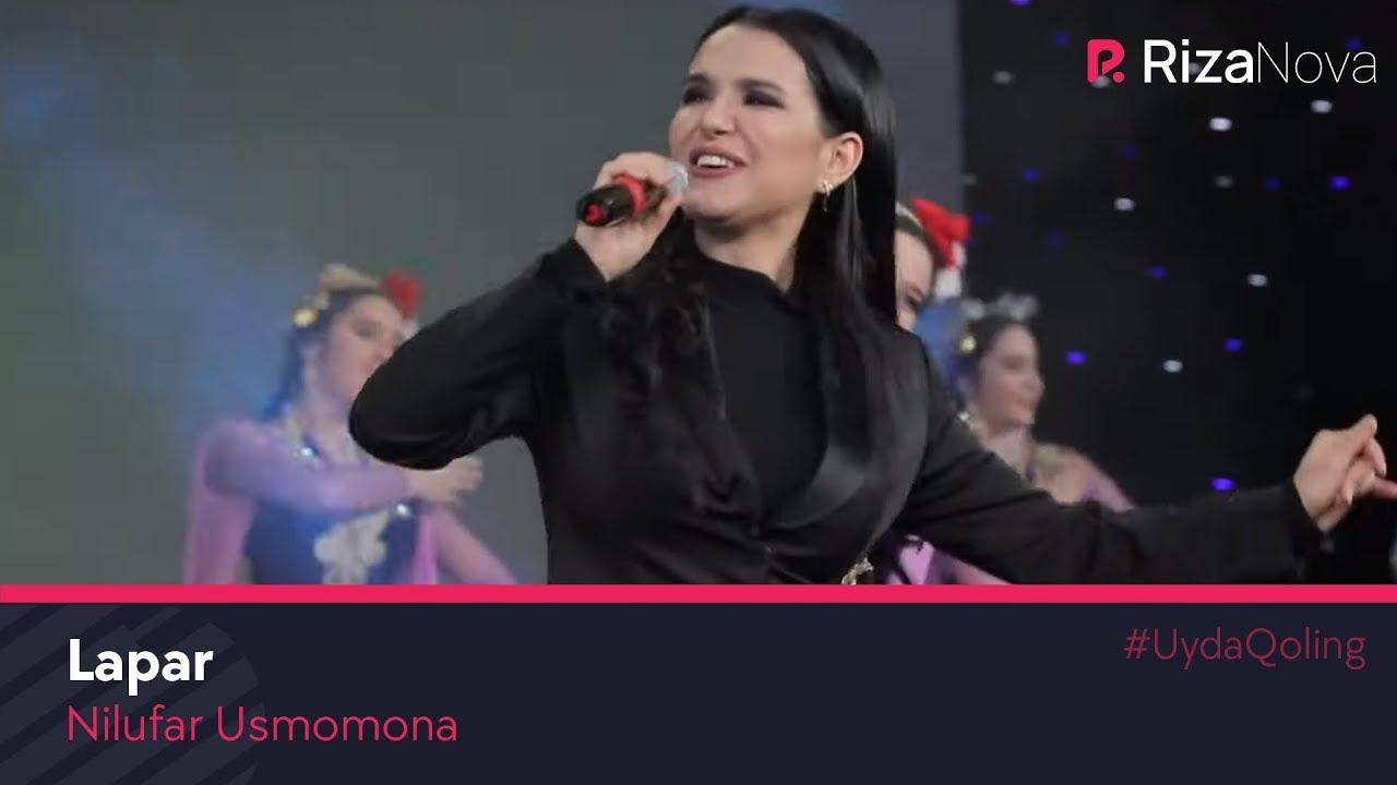 Nilufar Usmonova  - Lapar | Нилуфар Усмонова - Лапар (Asraydi albom taqdimotidan 2020) #UydaQoling