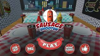 Sausage Shooter Gun Game – Shooting Games for Free