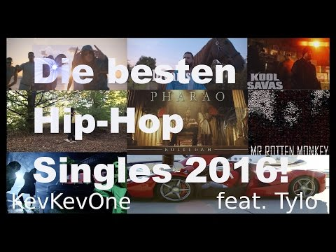 DIE BESTEN HIP-HOP SINGLES 2016!   Kev's Top 5 (Top 10) #003   KevKevOne (feat. Thielo)
