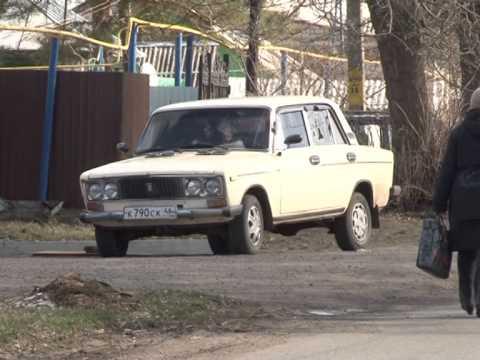 В г. Щигры задержана группа автоугонщиков