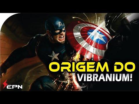 Origem do Vibranium!