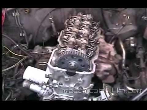 Ajuste de Motor NISSAN 2.4 6a parte - Recomendaciones después de montar el motor 1
