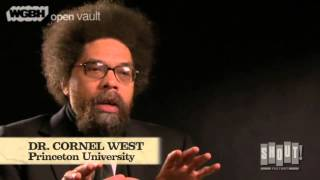 James Brown.  Reflections of Civil Rights activist Dr. Cornel West of Princeton University.