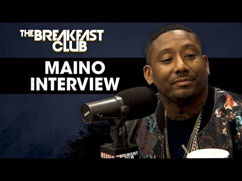 Maino  Why He Left Atlantic Records, Learning How To Rap In Solitary Cfinement & More