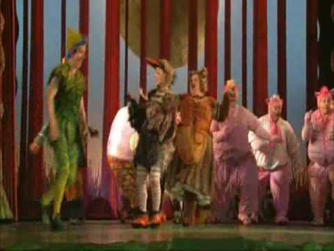 Shrek The Musical Freak Flag Youtube