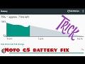 Moto G5 Battery Drain Problem mp3
