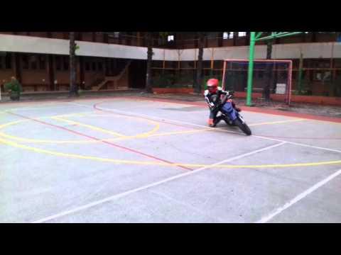 Latihan road race bojonegoro