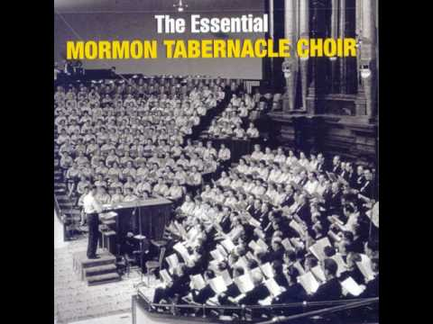 The Mormon Choir - It's a grand night for singing (from the Essential Mormon CD collection)