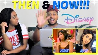 "EpicMashups ""Zack & Cody ★ Then And Now"" REACTION!!!"