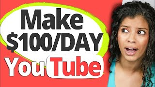 Make $100 Per Day On YouTube Without Making Videos (Easy Passive Income)