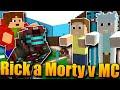 PORTY VS VENDALI! KDO SE LÉPE SCHOVÁ?🤔😱 Minecraft Rick and Morty Hide and Seek w/ @Porty