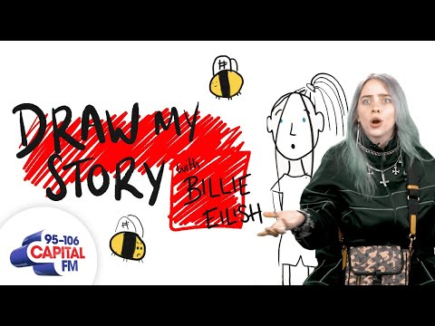 Billie Eilish: Draw My Story | Capital