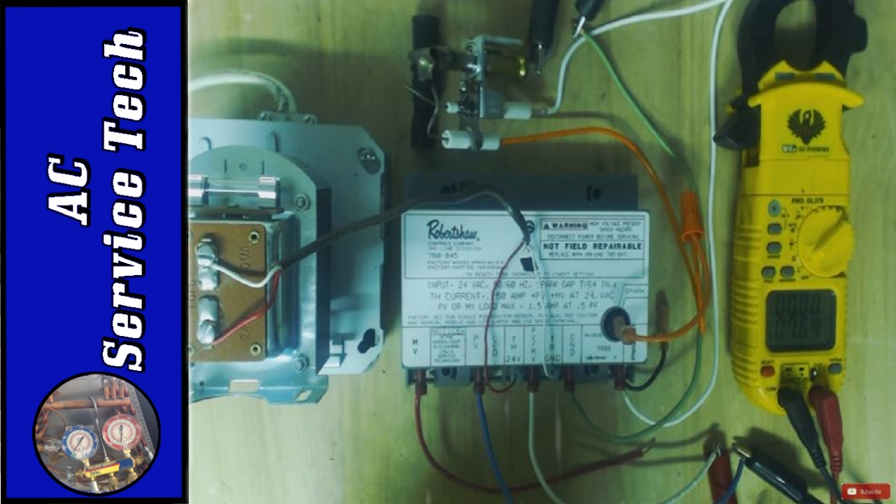 fenwal ignition module wiring diagram hvac [ 1280 x 720 Pixel ]