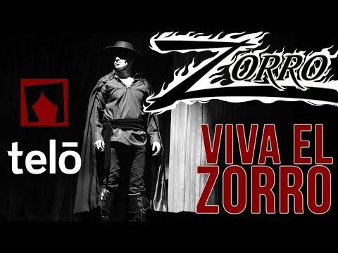 VIVA EL ZORRO - ZORRO