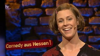 Inka Meyer bei Comedy aus Hessen