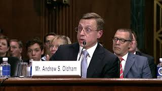Whitehouse Remarks in Judiciary Hearing on the Nomination of Andrew Oldham thumbnail