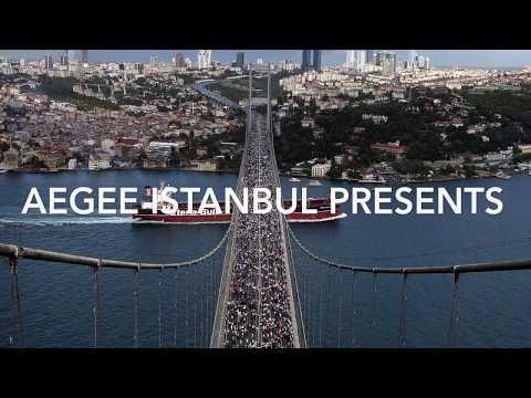 Run AEGEEan Run! #FortheLoveofEurAsia VOL2 - AEGEE İstanbul- Trailer