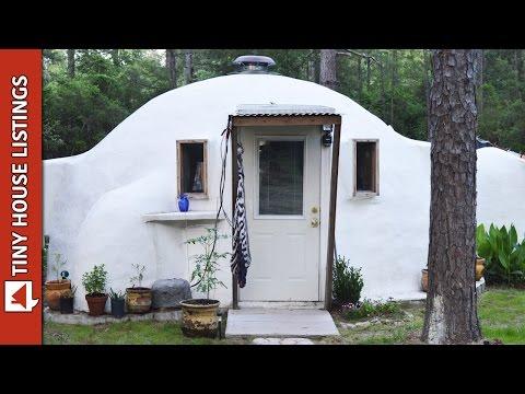 The Mini Dome Home Tour