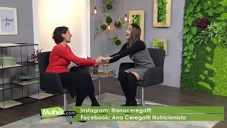Alimentos que ajudam ou atrapalham o sono - Ana Ceregatti – 06/06/2018