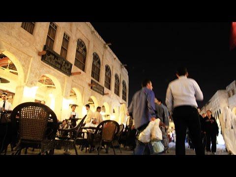 Shopping at the Souq Waqif in Doha, Qatar with Helen Ziegler & Associates