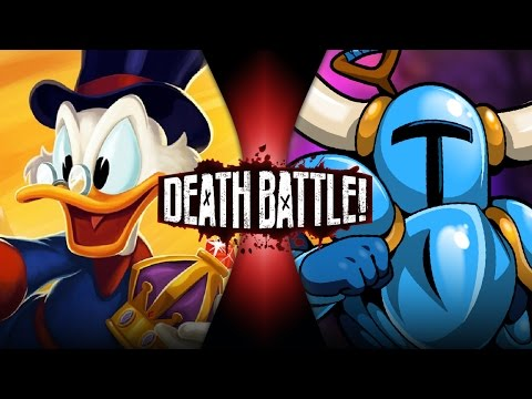 Scrooge McDuck vs Shovel Knight | DEATH BATTLE
