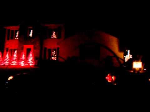 Christmas Lights by Radio in Davenport IA