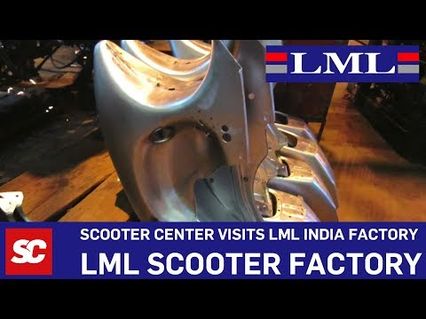 LML Scooter Factory insights Scooter Center visits LML