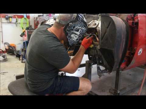 1968 Camaro Upper Dash Removal