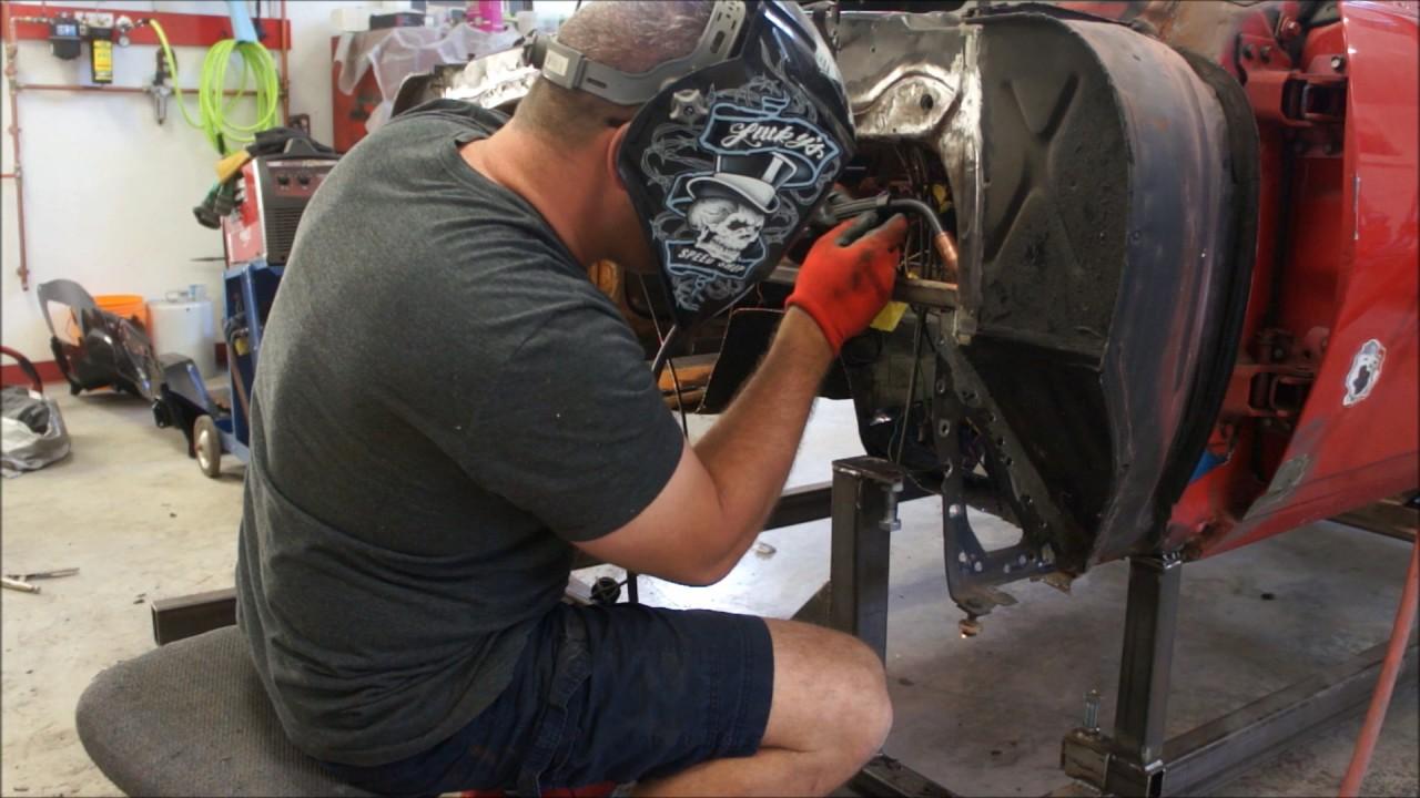 1968 camaro upper dash removal [ 1280 x 720 Pixel ]