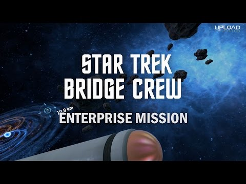 Star Trek: Bridge Crew USS Enterprise Gameplay (Red Storm/Ubisoft) – PSVR, Rift, Vive