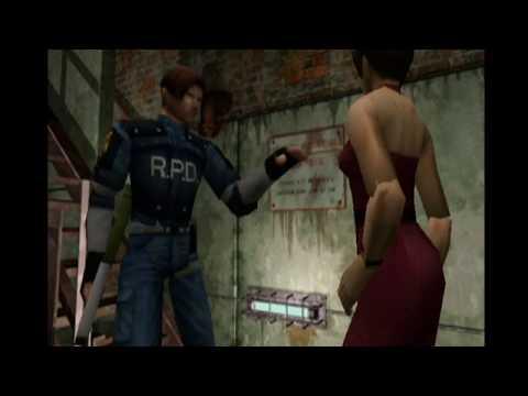 resident evil 2 part 4 : G-Virus!?