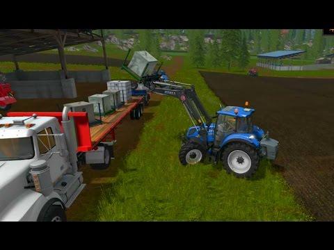 Farming Simulator 17 #5   Primeras compras para la Granja