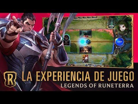 Banos Tft.Nuevo Juego De Riot Legends Of Runeterra Beta Cerrada