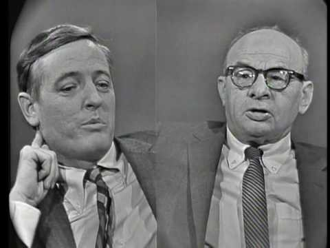 Firing Line with William F. Buckley Jr.: The Failure of Organized Religion
