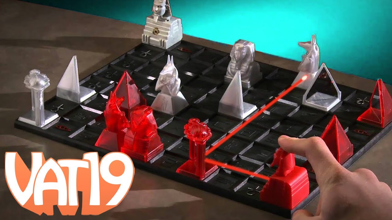 khet chess with lasers youtube. Black Bedroom Furniture Sets. Home Design Ideas