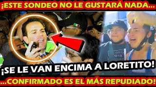 SE LE VAN ENCIMA ¡ CONFIRMADO LORET ES REPUDI4DO POR MAYORIA DE MEXICANOS ! SALE TODA LA VERDAD