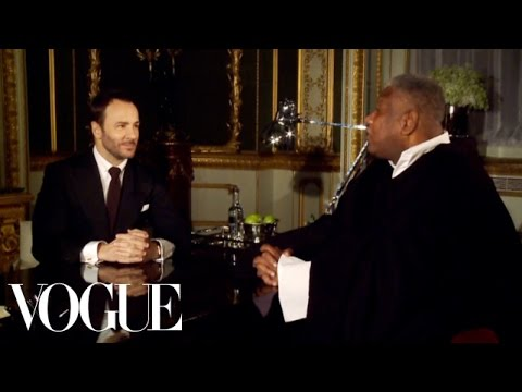 Mondays with André: Tom Ford
