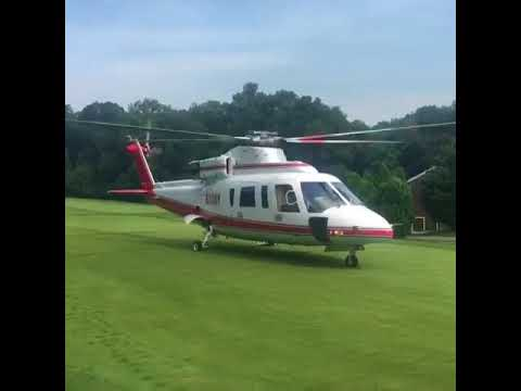 Helicopter Deepdale Golf Club   YouTube Helicopter Deepdale Golf Club