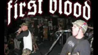 First Blood - Next Time i See You, You