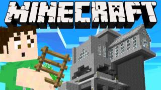 Minecraft - SECOND FLOOR
