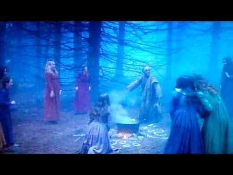 The crucible dance scene nude