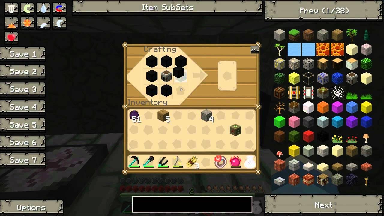 Minecraft: Tekkit with Lewis - Dark Matter Furnace ...