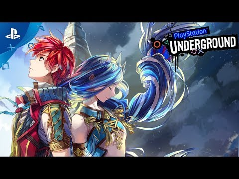Ys VIII: The Lacrimosa of Dana - PS4 Gameplay Demo | PS Underground