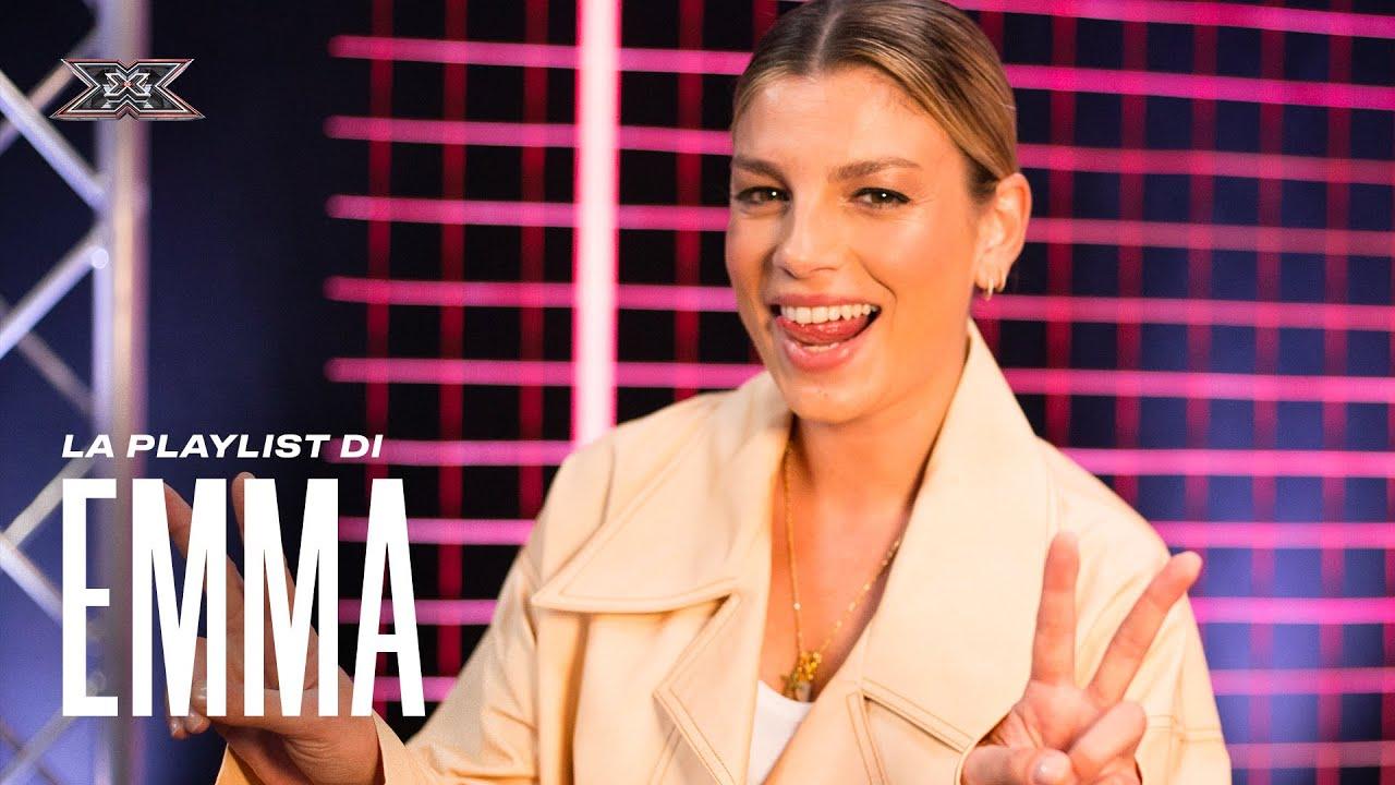 #XF2020: la playlist di Emma