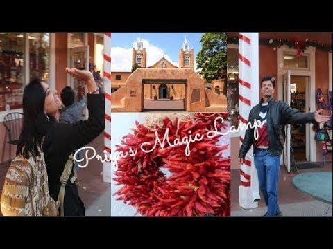 San Felipe De Neri Church & Old Town Plaza In Albuquerque, New Mexico