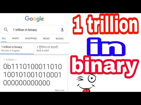 1 trillion in binary(1 trillion in binary)😁😁