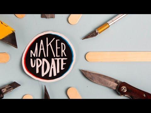 Maker Update: Speech Bubbles